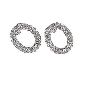 Roof Bubble ear - Silver från CU Jewellery