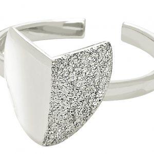 Roof big ring silver från CU Jewellery