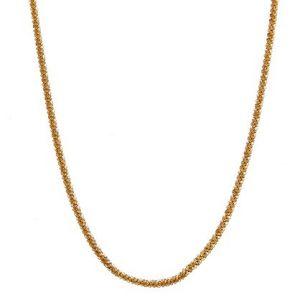 Roof big plain neck 70-75 gold från CU Jewellery