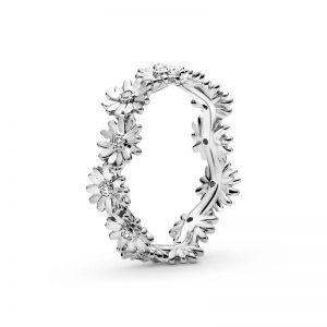 Daisy Sterling Silver Ring från PANDORA