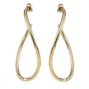 MILLA Big Örhänge Guld från Astrid & Agnes