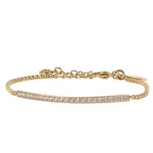 ELLEN Armband Guld från Astrid & Agnes