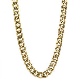 HAILEY Kort Halsband Guld från Astrid & Agnes