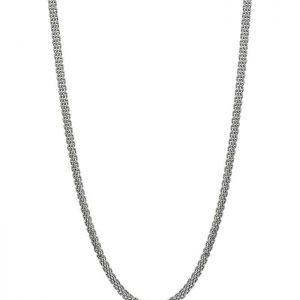 CHLOE Kort Halsband Stål från Astrid & Agnes
