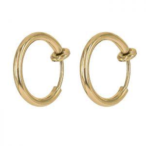 MAXIDA Cuffs 14 mm Guld från Astrid & Agnes