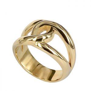BONNIE Guld Ring från Astrid & Agnes