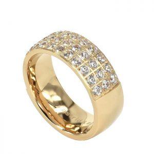 CLARISSA Guld Ring från Astrid & Agnes