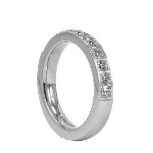 EXCELLENT Stål Ring från Astrid & Agnes
