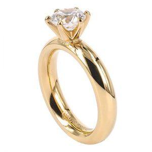 ENYA Guld Ring från Astrid & Agnes