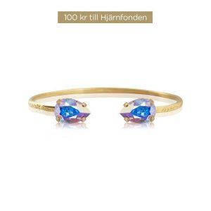 Aurora Girl Bracelet Gold Boreale från Caroline Svedbom