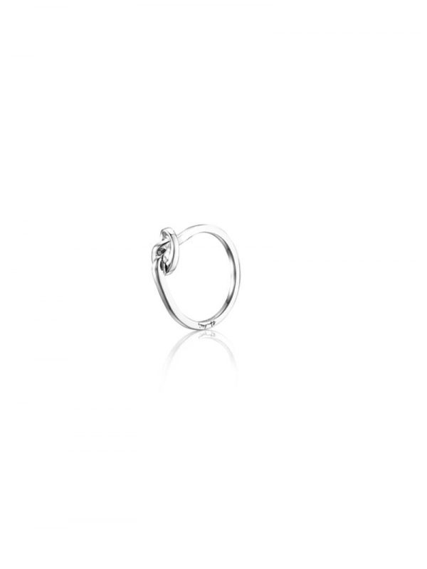 Love Knot Ring - Silver från Efva Attling