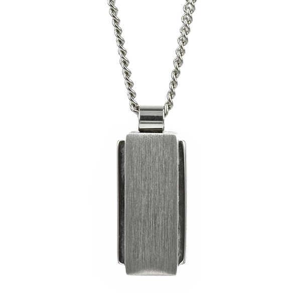 AROCK LUCAS Necklace Steel