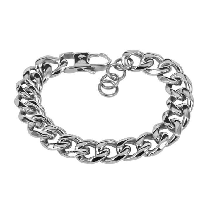 AROCK CESAR Bracelet Shiny Steel