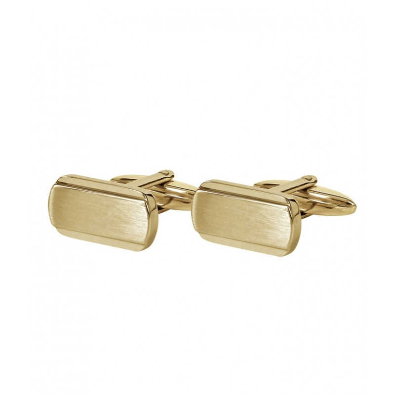 AROCK MARTIN Cufflinks Gold
