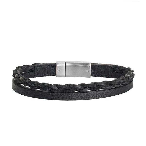 AROCK WILLIAM Bracelet Black