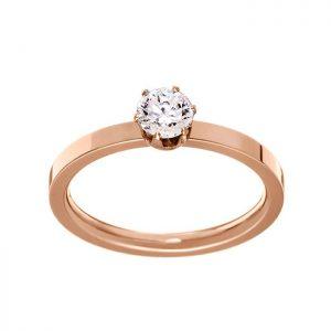 Crown Ring Rose Gold från Edblad