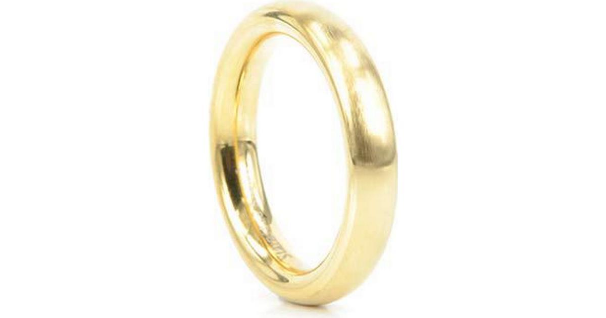Astrid & Agnes CLASSIC Ring Matt Gold