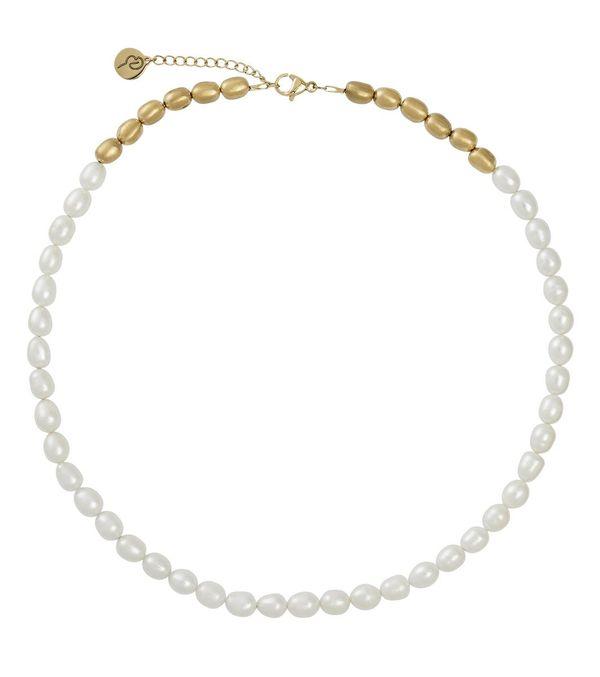 Edblad Noblesse Necklace Matt Gold