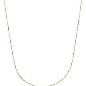 Charmentity Chain Box Gold från Edblad