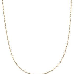 Charmentity Chain Curb Gold från Edblad