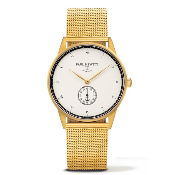 Paul Hewitt Signature Line Gold Watch