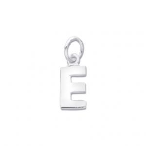 Bokstav E Silverhänge från Jewelrybox.se