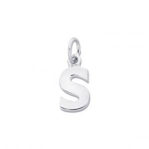 Bokstav S Silverhänge från Jewelrybox.se