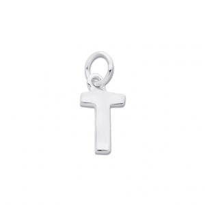 Bokstav T Silverhänge från Jewelrybox.se
