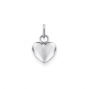 Silverhjärta Hängsmycke från Jewelrybox.se