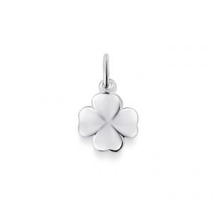 Fyrklöver Hängsmycke Silver från Jewelrybox.se