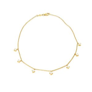 Time To Glow Halsband Guld från Gynning Jewelry