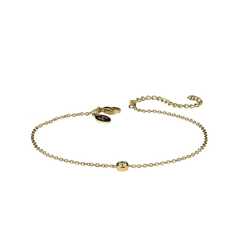 Astrid & Agnes LILLY Armband Guld