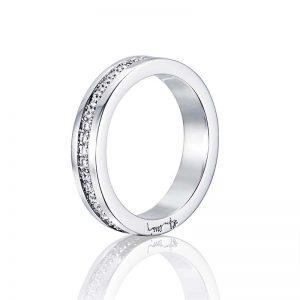 4½ & Stars Ring Silver från Efva Attling