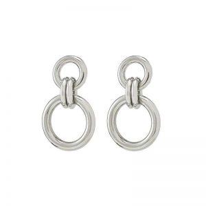 Elsie Earrings Steel från Edblad