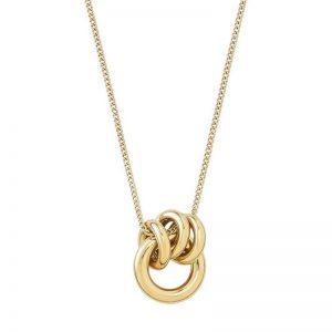 Elsie Necklace Gold från Edblad