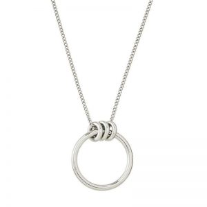 Elsie Necklace Long Steel från Edblad