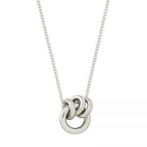 Elsie Necklace Steel från Edblad