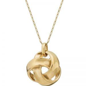 Gala Royale Necklace Gold från Edblad