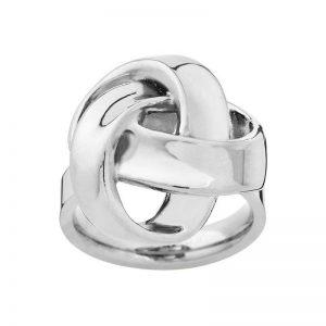 Gala Royale Ring Steel från Edblad
