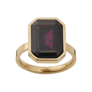 Grand Ring Plum Gold från Edblad
