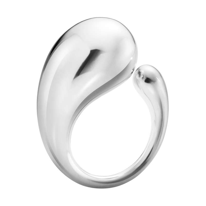 Georg Jensen Mercy Mega Ring Silver