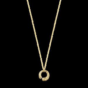Mercy Halsband med Hängsmycke Guld från Georg Jensen
