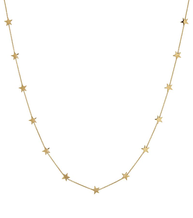 Edblad Sirius Necklace Multi Short Gold