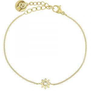 Snowflake Bracelet Gold från Edblad