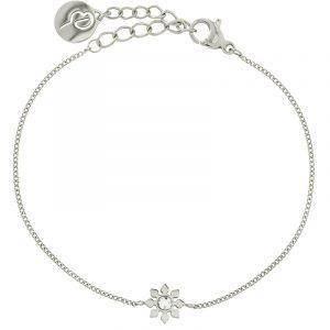 Snowflake Bracelet Steel från Edblad