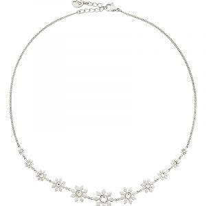 Snowflake Necklace Maxi Steel från Edblad