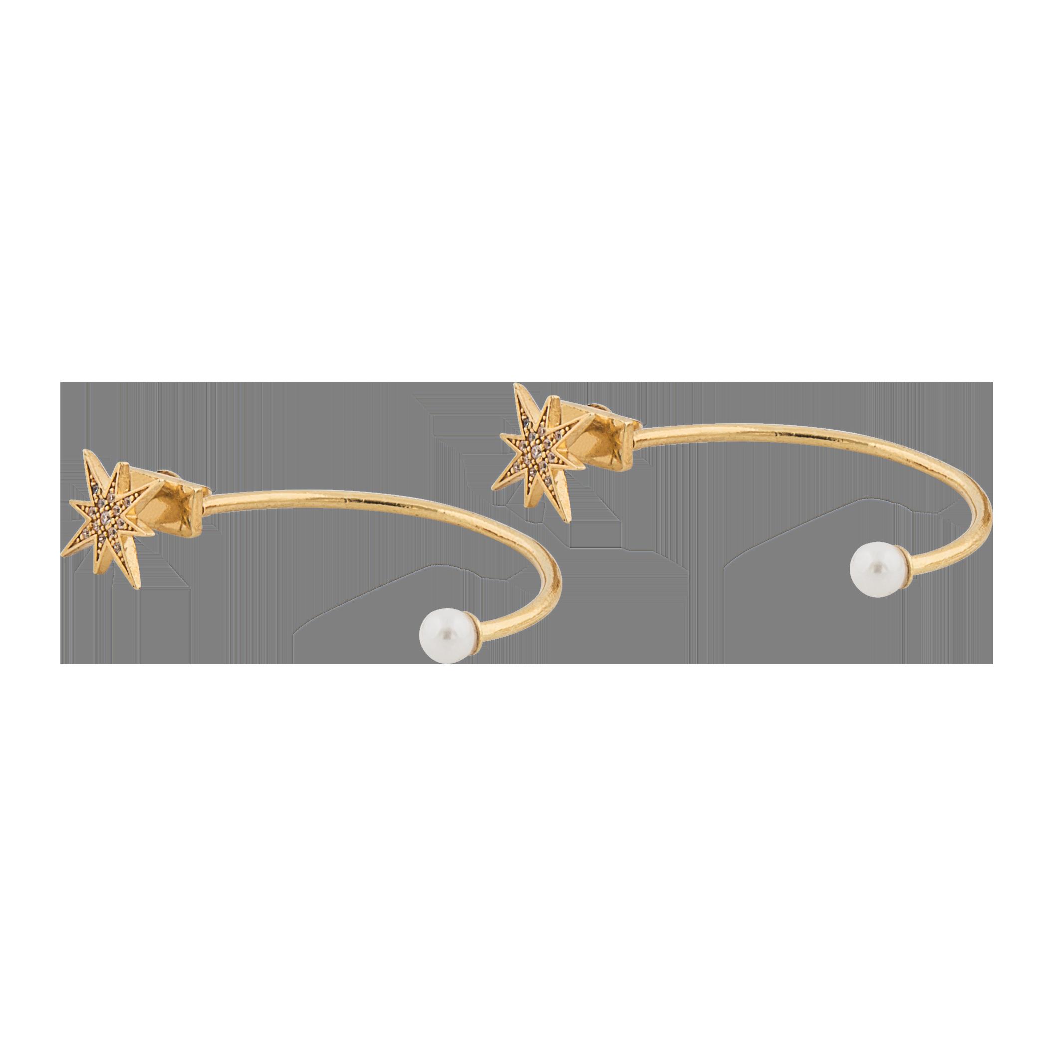 CU Jewellery One Big Ear Gold