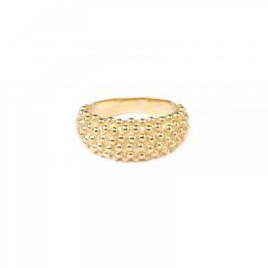 Dew Ring Gold från Emma Israelsson