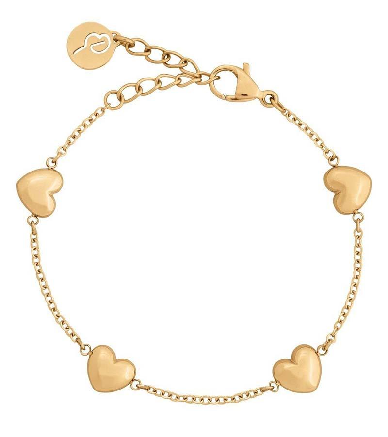 Edblad Barley Bracelet Multi Gold