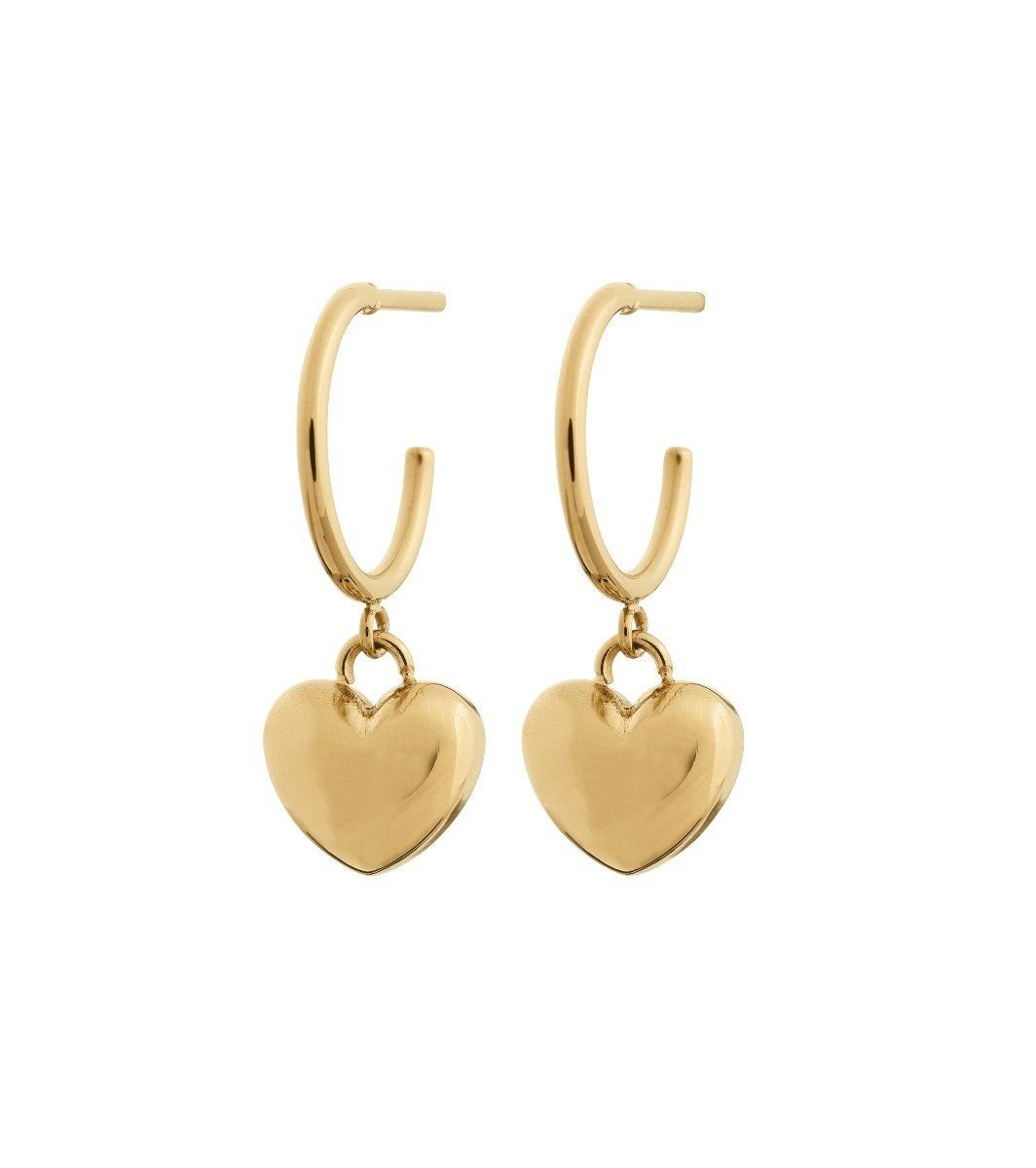 Edblad Barley Earrings Gold